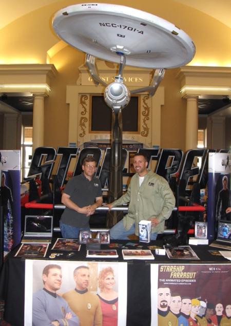 Regal IMAX Theater - Star Trek Premiere
