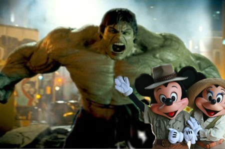 Hulk&Mickey