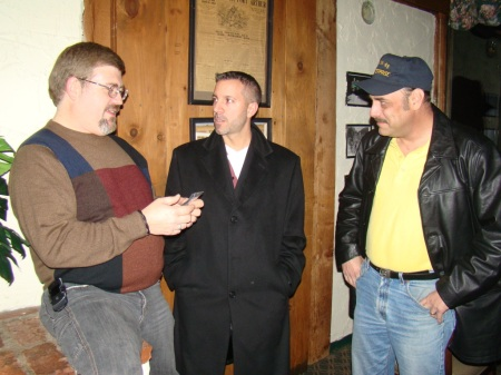 Starship Farragut Premiere After-Party (November 2008)