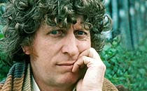 Doctor #4, Tom Baker - Yikes!